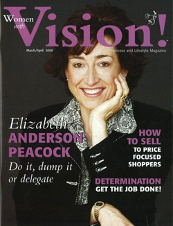 Women with Vision Magazine Cover